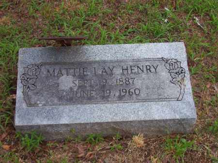 YEARY HENRY, MATTIE ANN - Faulkner County, Arkansas | MATTIE ANN YEARY HENRY - Arkansas Gravestone Photos