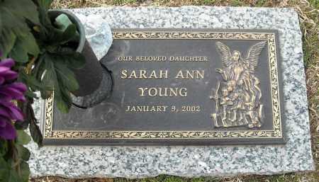 YOUNG, SARAH ANN - Faulkner County, Arkansas | SARAH ANN YOUNG - Arkansas Gravestone Photos