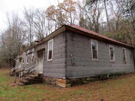 *CASS SCHOOL BUILDING,  - Franklin County, Arkansas |  *CASS SCHOOL BUILDING - Arkansas Gravestone Photos