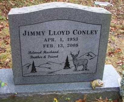 CONLEY, JIMMY LLOYD - Franklin County, Arkansas | JIMMY LLOYD CONLEY - Arkansas Gravestone Photos
