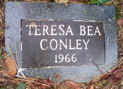 CONLEY, TERESA BEA - Franklin County, Arkansas | TERESA BEA CONLEY - Arkansas Gravestone Photos
