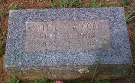 ALCORN, NELLIE - Franklin County, Arkansas | NELLIE ALCORN - Arkansas Gravestone Photos