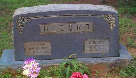 ALCORN, MARION - Franklin County, Arkansas | MARION ALCORN - Arkansas Gravestone Photos