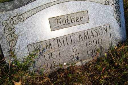 "AMASON, W  M  ""BILL"" - Franklin County, Arkansas 