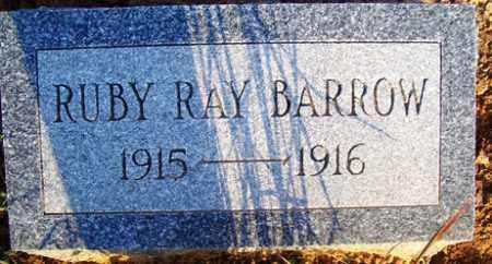 BARROW, RUBY RAY - Franklin County, Arkansas   RUBY RAY BARROW - Arkansas Gravestone Photos