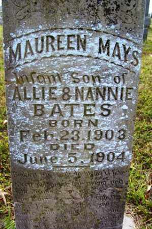 BATES, MAUREEN MAYS - Franklin County, Arkansas | MAUREEN MAYS BATES - Arkansas Gravestone Photos