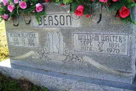 BEASON, BEULAH BLANCHE - Franklin County, Arkansas | BEULAH BLANCHE BEASON - Arkansas Gravestone Photos