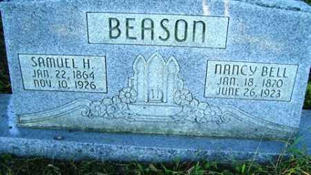 BEASON, SAMUEL H. - Franklin County, Arkansas | SAMUEL H. BEASON - Arkansas Gravestone Photos