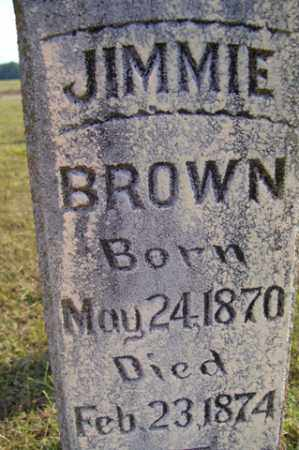 BROWN, JIMMIE - Franklin County, Arkansas   JIMMIE BROWN - Arkansas Gravestone Photos