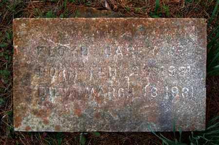 CASEY JR, FLOYD - Franklin County, Arkansas | FLOYD CASEY JR - Arkansas Gravestone Photos
