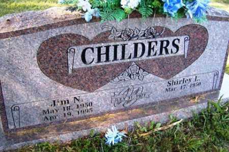CHILDERS, JIM N. - Franklin County, Arkansas | JIM N. CHILDERS - Arkansas Gravestone Photos