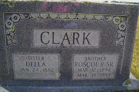 CLARK  , ROSCOE ROBERT. SR - Franklin County, Arkansas | ROSCOE ROBERT. SR CLARK   - Arkansas Gravestone Photos