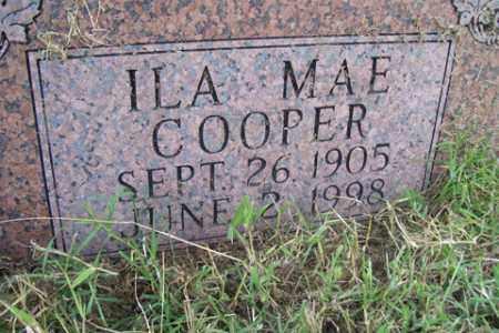 COOPER, ILA MAE - Franklin County, Arkansas | ILA MAE COOPER - Arkansas Gravestone Photos