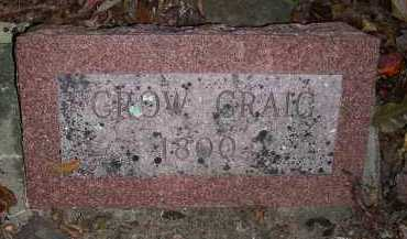 CRAIG, CROW - Franklin County, Arkansas   CROW CRAIG - Arkansas Gravestone Photos