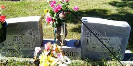 DICKERSON, ELSEY - Franklin County, Arkansas | ELSEY DICKERSON - Arkansas Gravestone Photos