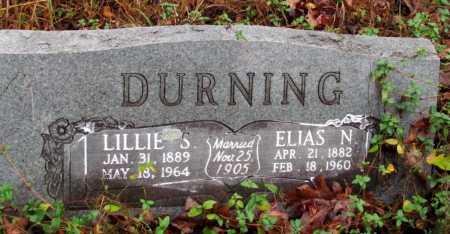 DURNING, LILLIE S. - Franklin County, Arkansas | LILLIE S. DURNING - Arkansas Gravestone Photos