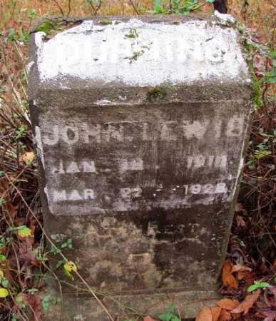 DURNING, JOHN LEWIS - Franklin County, Arkansas | JOHN LEWIS DURNING - Arkansas Gravestone Photos