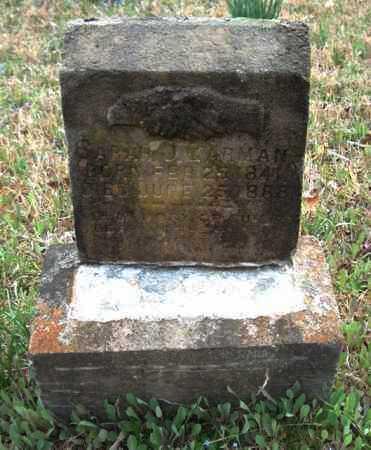 GARMAN, SARAH J. - Franklin County, Arkansas | SARAH J. GARMAN - Arkansas Gravestone Photos