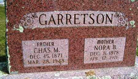 GARRETSON, NORA BELLZORA - Franklin County, Arkansas | NORA BELLZORA GARRETSON - Arkansas Gravestone Photos