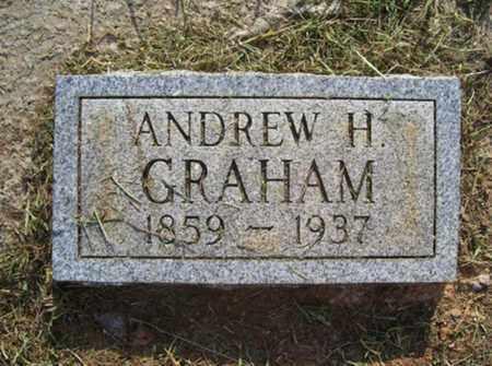 GRAHAM, ANDREW HENRY - Franklin County, Arkansas | ANDREW HENRY GRAHAM - Arkansas Gravestone Photos