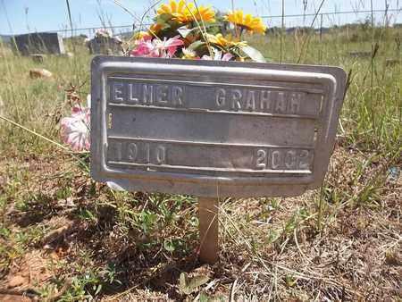 GRAHAM, ELMER - Franklin County, Arkansas | ELMER GRAHAM - Arkansas Gravestone Photos