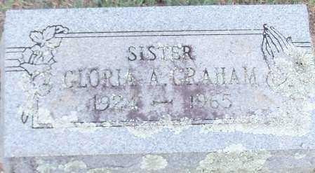 GRAHAM, GLORIA A - Franklin County, Arkansas | GLORIA A GRAHAM - Arkansas Gravestone Photos