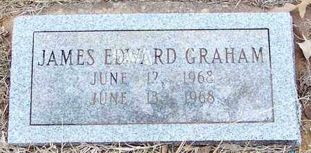 GRAHAM, JAMES EDWARD - Franklin County, Arkansas | JAMES EDWARD GRAHAM - Arkansas Gravestone Photos