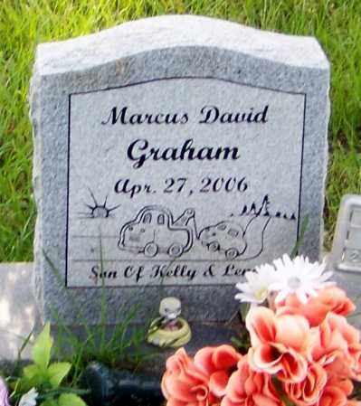 GRAHAM, MARCUS DAVID - Franklin County, Arkansas | MARCUS DAVID GRAHAM - Arkansas Gravestone Photos