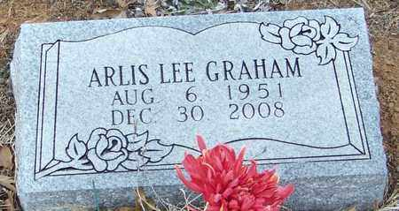 GRAHAM (VETERAN), ARLIS LEE - Franklin County, Arkansas | ARLIS LEE GRAHAM (VETERAN) - Arkansas Gravestone Photos