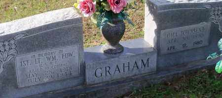 GRAHAM, WILLIAM EDWARD - Franklin County, Arkansas | WILLIAM EDWARD GRAHAM - Arkansas Gravestone Photos