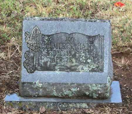 HALE, ELMER S - Franklin County, Arkansas   ELMER S HALE - Arkansas Gravestone Photos
