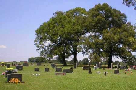 *HAMPTON CEMETERY, OVERVIEW - Franklin County, Arkansas | OVERVIEW *HAMPTON CEMETERY - Arkansas Gravestone Photos