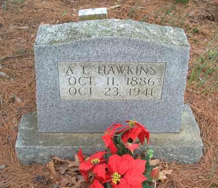 HAWKINS, ALBERT LEE - Franklin County, Arkansas | ALBERT LEE HAWKINS - Arkansas Gravestone Photos