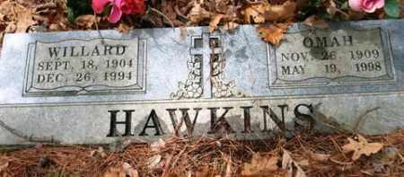 HAWKINS, OMA H - Franklin County, Arkansas | OMA H HAWKINS - Arkansas Gravestone Photos
