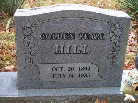 HILL, GOLDEN PEARL - Franklin County, Arkansas | GOLDEN PEARL HILL - Arkansas Gravestone Photos