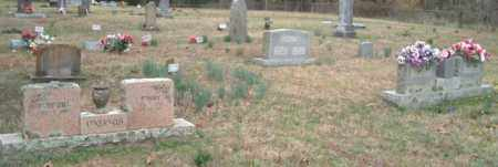 *HIXON CEMETERY OVERVIEW,  - Franklin County, Arkansas |  *HIXON CEMETERY OVERVIEW - Arkansas Gravestone Photos