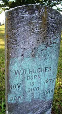 HUGHES, W. R. - Franklin County, Arkansas | W. R. HUGHES - Arkansas Gravestone Photos