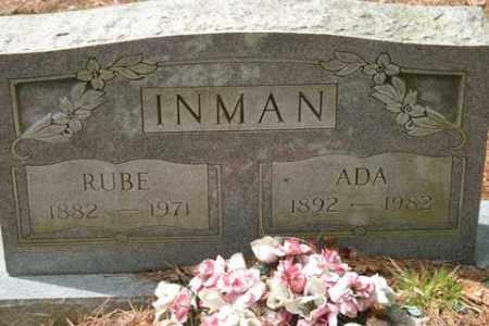 INMAN, ADA - Franklin County, Arkansas | ADA INMAN - Arkansas Gravestone Photos