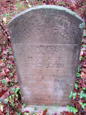 JACKSON, JAMES - Franklin County, Arkansas | JAMES JACKSON - Arkansas Gravestone Photos