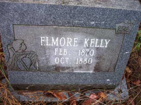 KELLY, ELMORE - Franklin County, Arkansas   ELMORE KELLY - Arkansas Gravestone Photos