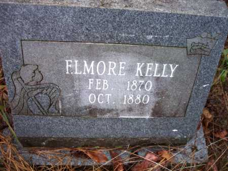 KELLY, ELMORE - Franklin County, Arkansas | ELMORE KELLY - Arkansas Gravestone Photos