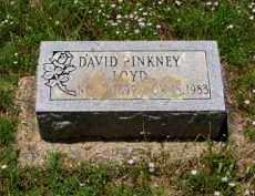 LOYD, DAVD PINKNEY - Franklin County, Arkansas   DAVD PINKNEY LOYD - Arkansas Gravestone Photos