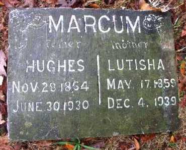 MARCUM, LUTISHA - Franklin County, Arkansas | LUTISHA MARCUM - Arkansas Gravestone Photos