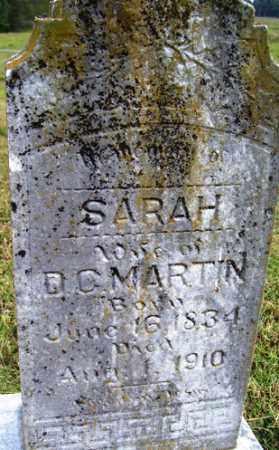 MARTIN, SARAH - Franklin County, Arkansas | SARAH MARTIN - Arkansas Gravestone Photos