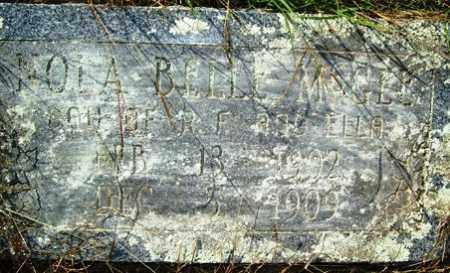 MCGEE, NOLA BELLE - Franklin County, Arkansas   NOLA BELLE MCGEE - Arkansas Gravestone Photos