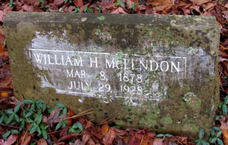 MCLENDON, WILLIAM H - Franklin County, Arkansas | WILLIAM H MCLENDON - Arkansas Gravestone Photos