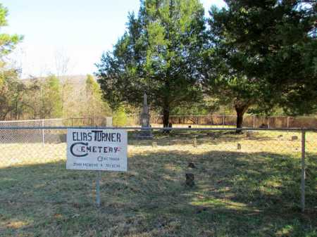 *ELIAS TURNER OVERVIEW,  - Franklin County, Arkansas |  *ELIAS TURNER OVERVIEW - Arkansas Gravestone Photos