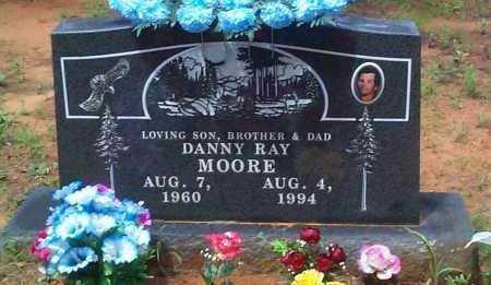MOORE, DANNY RAY - Franklin County, Arkansas   DANNY RAY MOORE - Arkansas Gravestone Photos