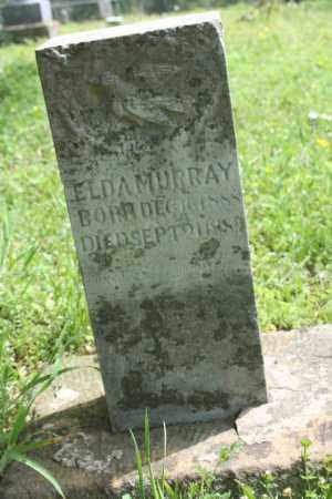 MURRAY, ELDA - Franklin County, Arkansas | ELDA MURRAY - Arkansas Gravestone Photos