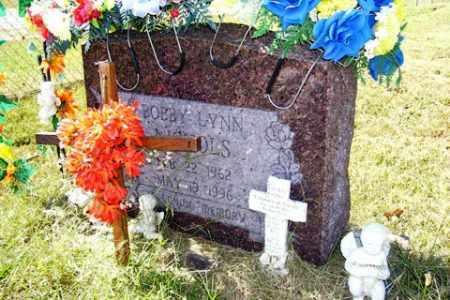 NICHOLS, BOBBY LYNN - Franklin County, Arkansas   BOBBY LYNN NICHOLS - Arkansas Gravestone Photos